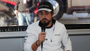 Fernando Alonso - Test Jerez 2015