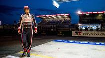 Fernando Alonso - Toyota - 24h-Rennen Le Mans 2018 - Qualifying