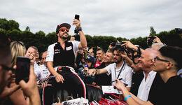 Fernando Alonso - Toyota - 24h-Rennen Le Mans 2018
