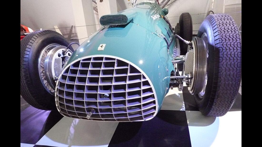 Ferrari 125 Thinwall Special