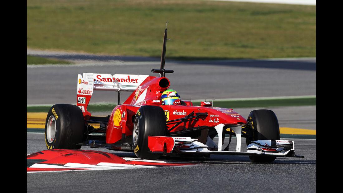 Ferrari 150° Italia/Ferrari F150 (2011)
