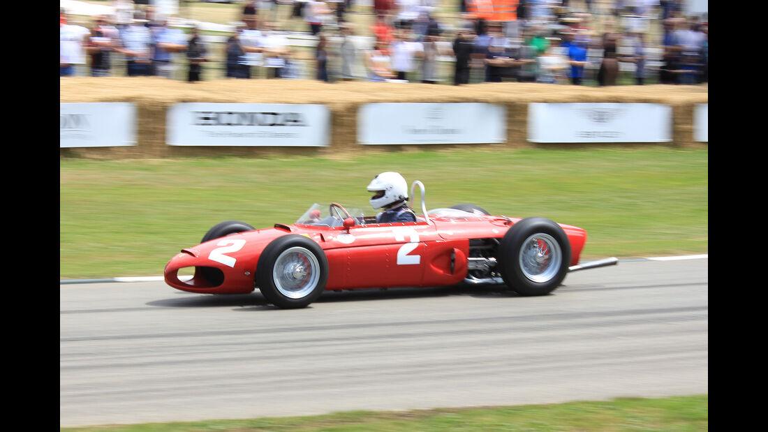 """Ferrari 156 """"Sharknose""""-Replika"""