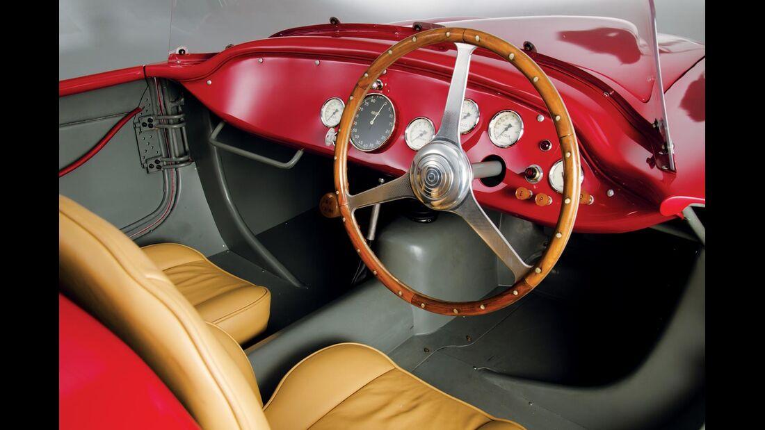 Ferrari 166 Inter Spyder Corsa by Carrozzeria Fontana RM Auctions Monaco 2012