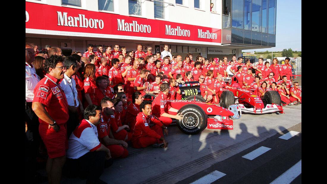 Ferrari - 2004