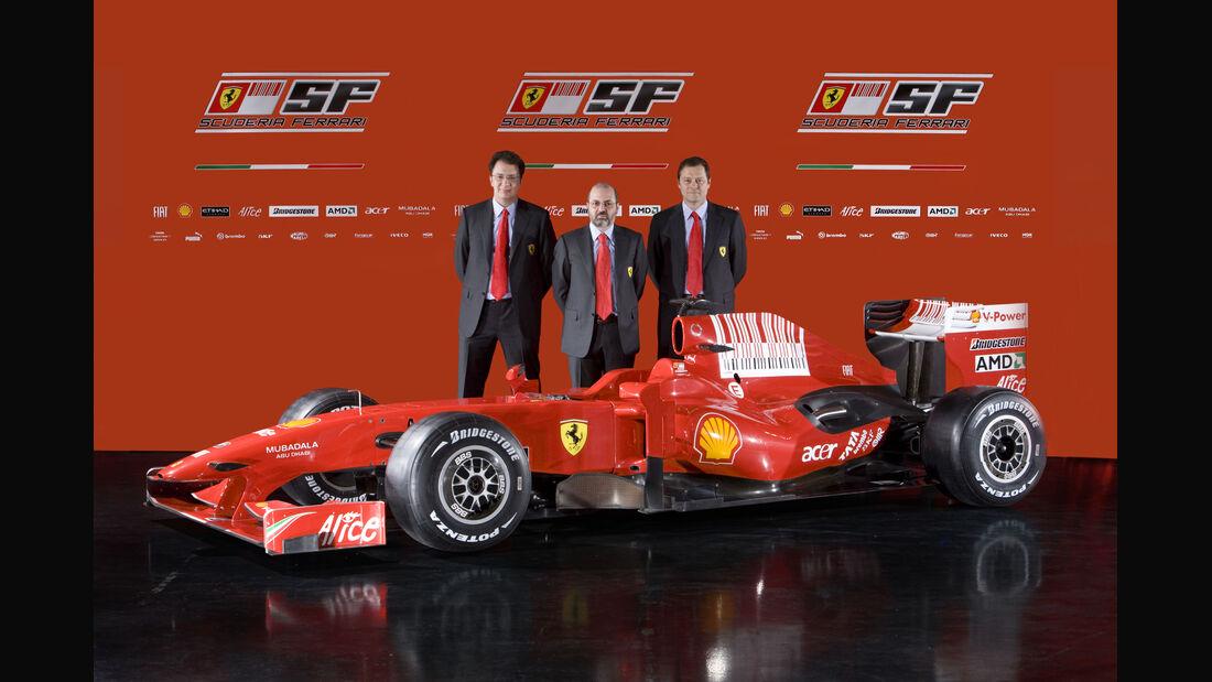 Ferrari 2009