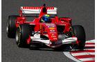 Ferrari 248 F1 - Felipe Massa - Klassiker-Parade - GP Japan 2018