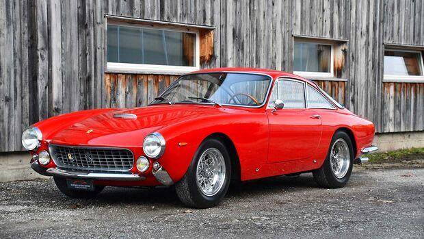 Ferrari 250 GT Berlinetta Lusso (1964)