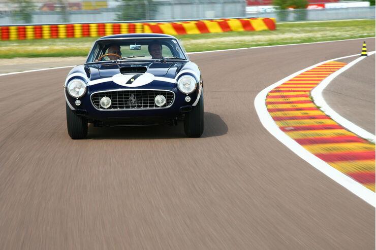 Ferrari 250 GT Berlinetta SWB Competizione