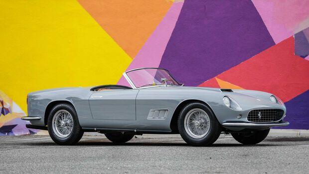 Ferrari 250 GT LWB California Spider (1958)