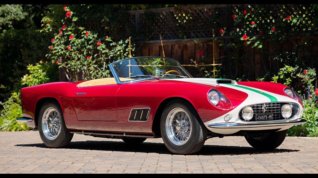 Ferrari 250 GT LWB California Spider Competizione (1959)