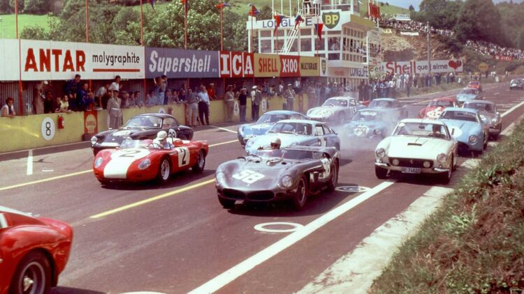 Ferrari 250 Gt Swb Berlinetta 1961 Zu Verkaufen Auto Motor Und Sport