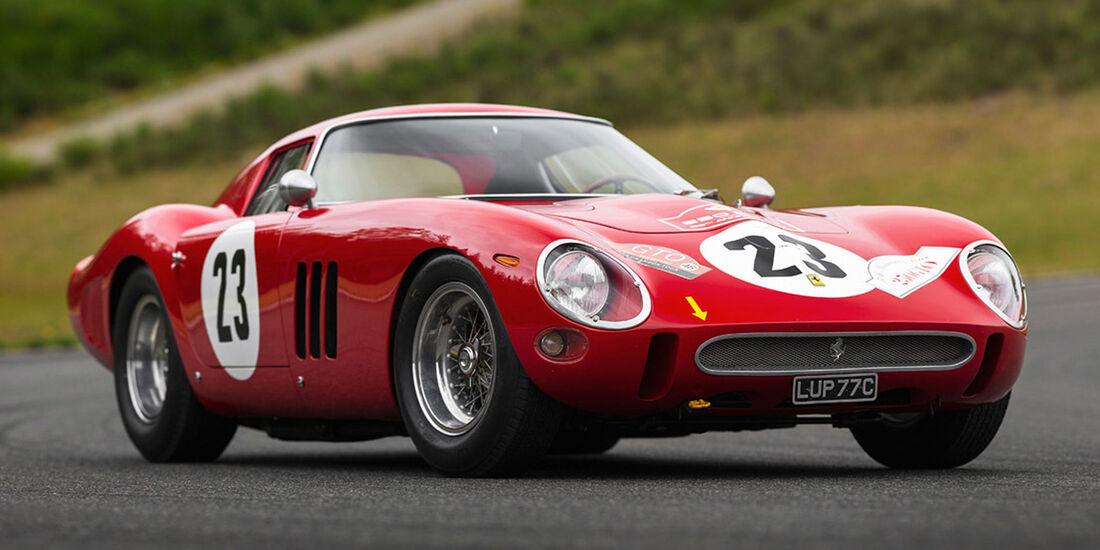 Teuerstes Oldtimer Auto: Ferrari 250 GTO Berlinetta