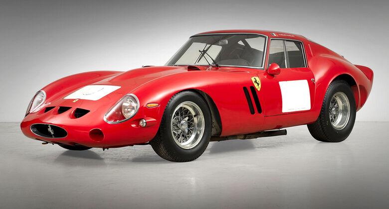 Ferrari 250 GTO Chassis 3851 GT