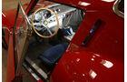 Ferrari 250 GTO, Cockpit, Fahrertür