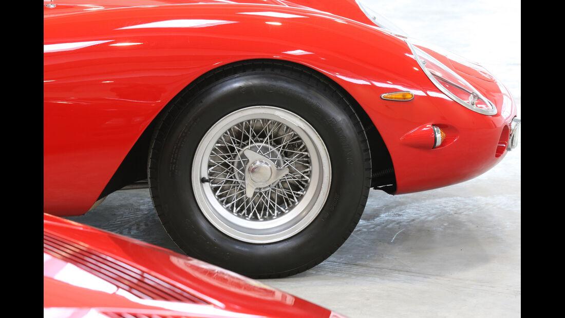 Ferrari 250 GTO, Rad, Felge