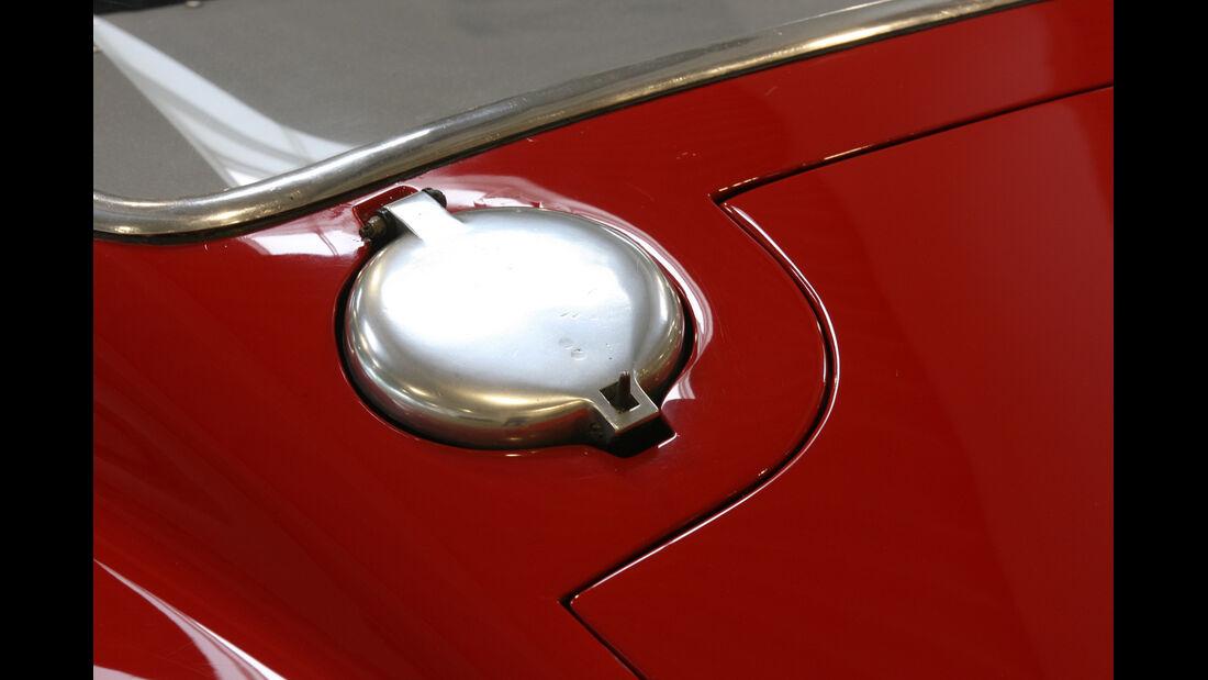 Ferrari 250 GTO, Tankdeckel