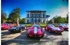 Ferrari 250 GTO Treffen Maranello 2017