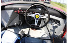 Ferrari 250 LM Cockpit