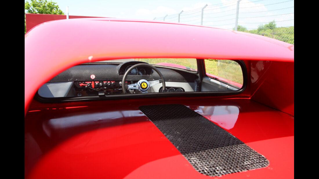 Ferrari 250 LM Dach
