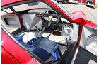 Ferrari 250 LM Innenraum