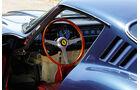 Ferrari 275 GTB/4, Cockpit, Lenkrad