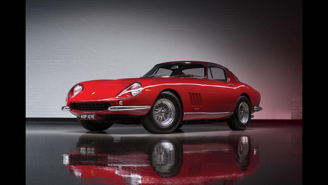 Ferrari 275 GTB/4 by Scaglietti - Monterey - Auktion - August 2017
