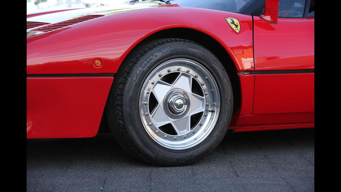 Ferrari 288 GTO, Rad, Felge