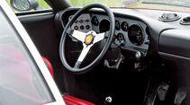 Ferrari 308 GT4, Cockpit