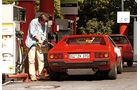 Ferrari 308 GT4, Heckansicht, Heinrich Lingner