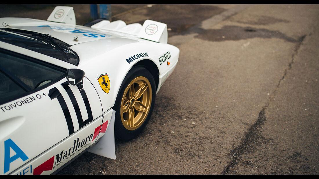 Ferrari 308 GTB Michelotto Group B (1983)