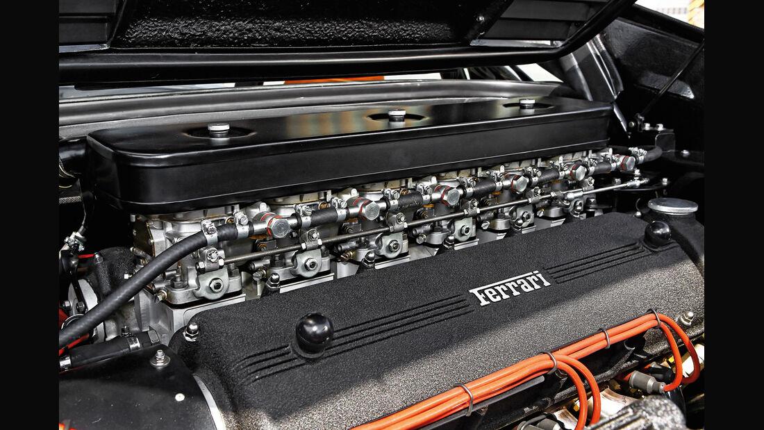 Ferrari 308 GTB, Motor