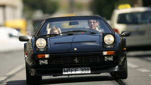 Ferrari 308 GTS, Frontansicht