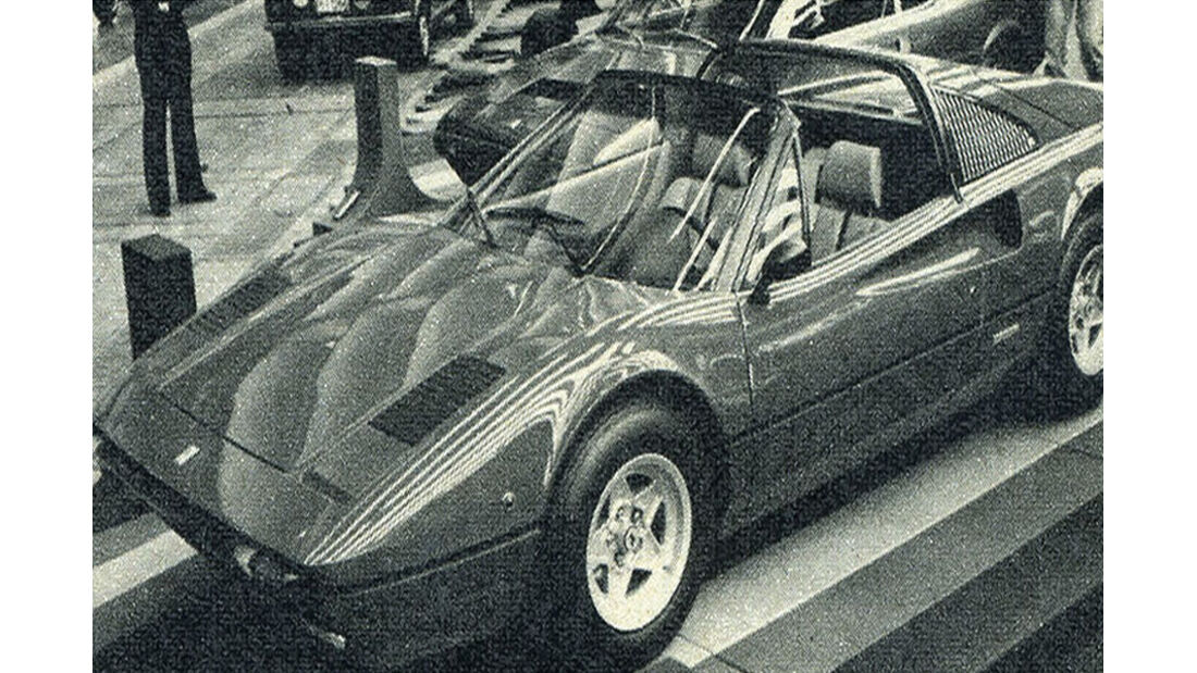 Ferrari, 308 GTS, IAA 1977
