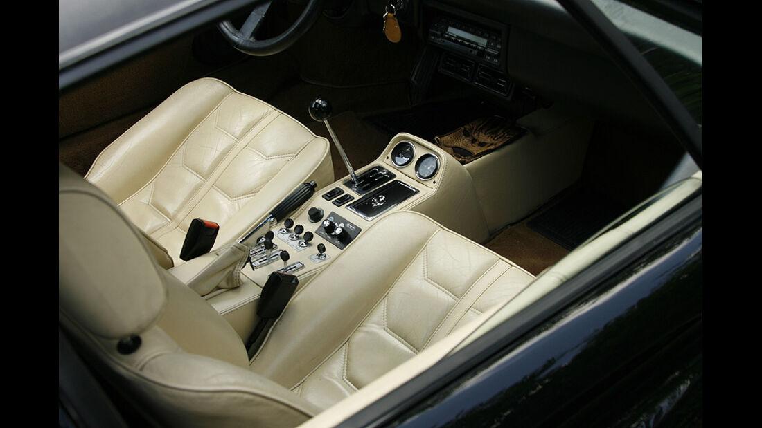 Ferrari 308 GTS, Innenraum