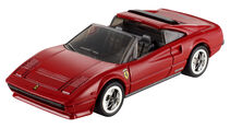 Ferrari 308 GTS, Magnum, Hot Wheel Filmautoklassiker 2013