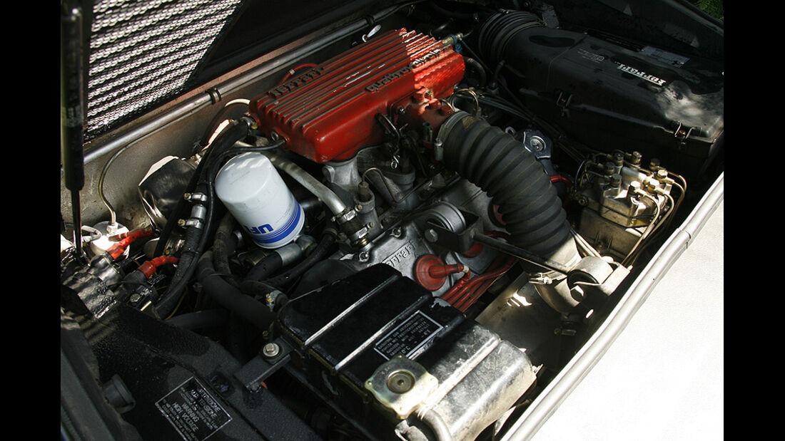Ferrari 308 GTS, Motor