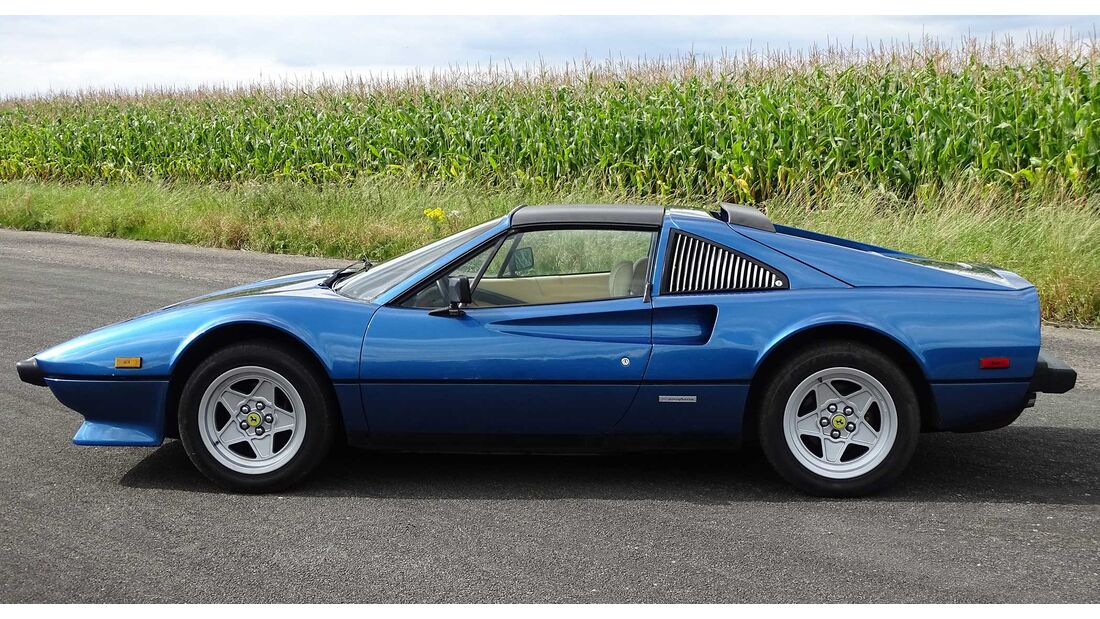 Ferrari 308 GTS QV Iggy Pop (1984)