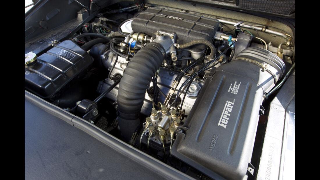 Ferrari 308 GTSi, Baujahr 1982 Motor