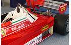 Ferrari 312 T2 - GP Österreich 2014 - Legenden