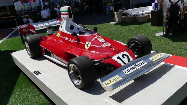 Ferrari 312T - GP Österreich 2019