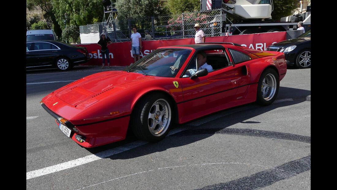 Ferrari 328 - Carspotting - GP Monaco 2016