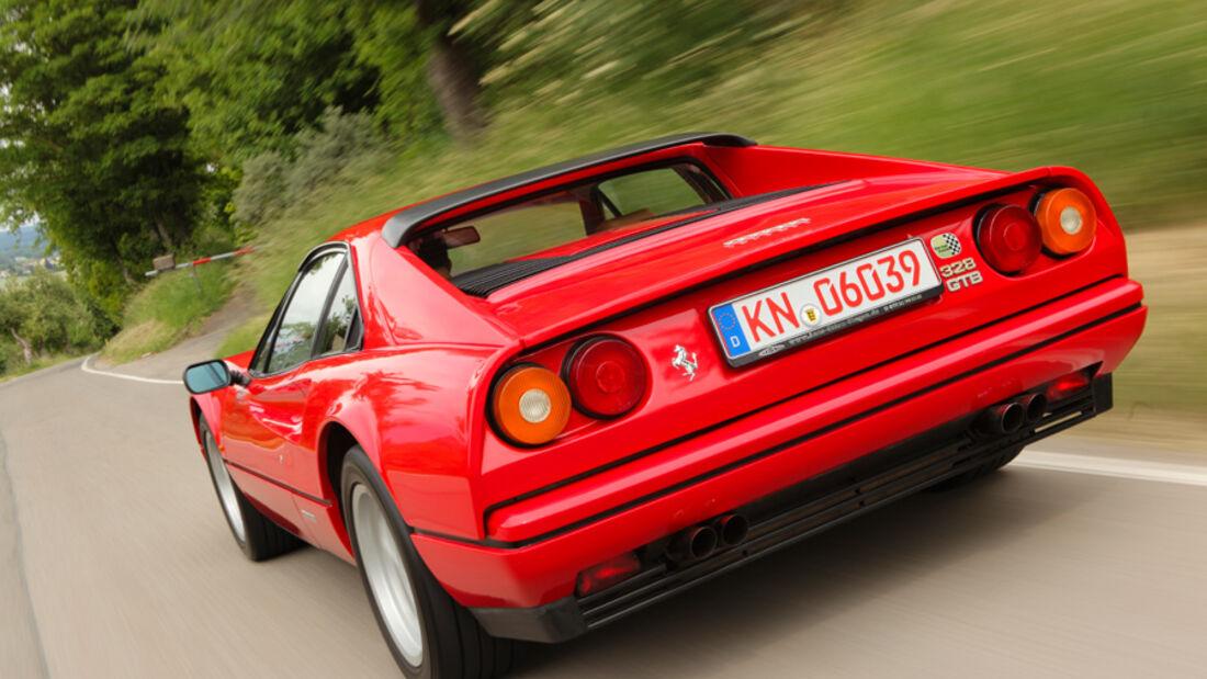 Ferrari 328 Gtb Kaufberatung Besser Als Sein Ruf Auto Motor Und Sport