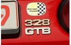 Ferrari 328 GTB, Emblem