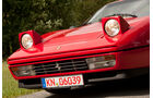 Ferrari 328 GTB, Front, Kühler, Scheinwerfer