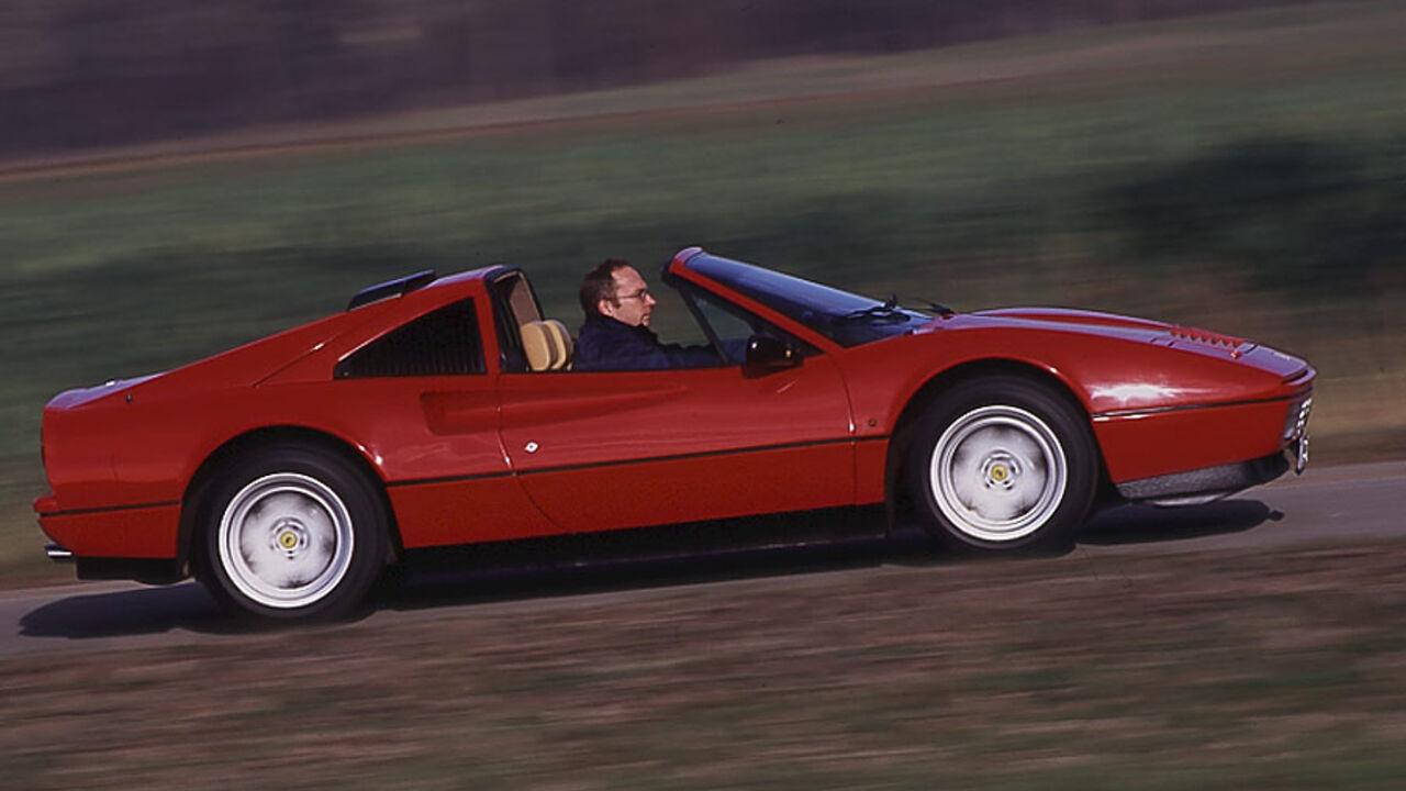 Ferrari 328 Gts Kaufberatung Für Den Sportwagen Auto Motor Und Sport