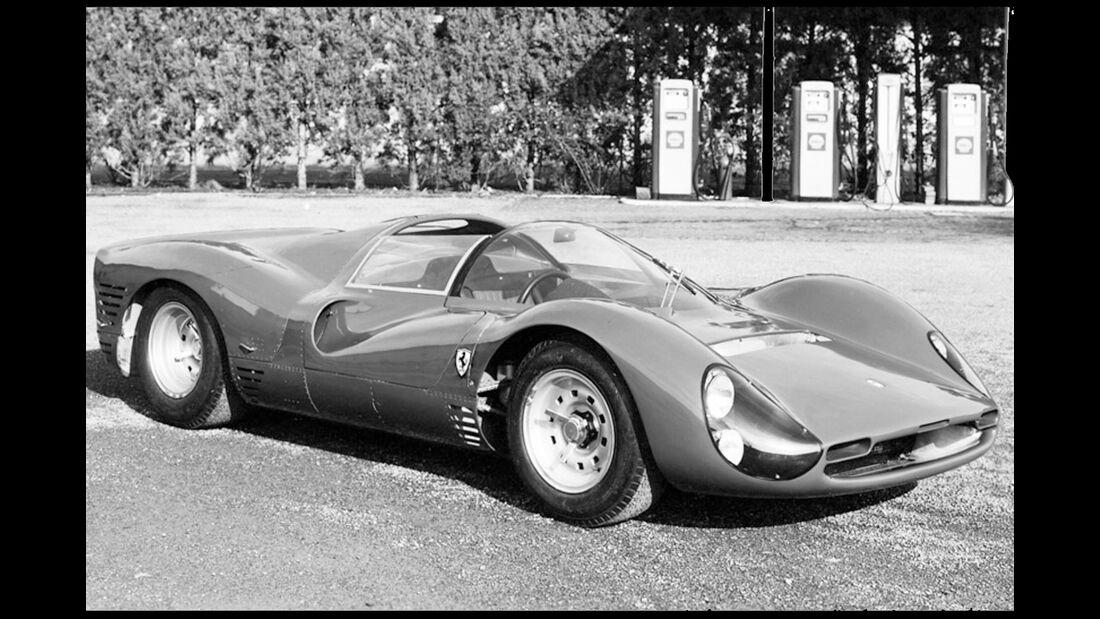 Ferrari 330 P3 - Rennwagen - 1966