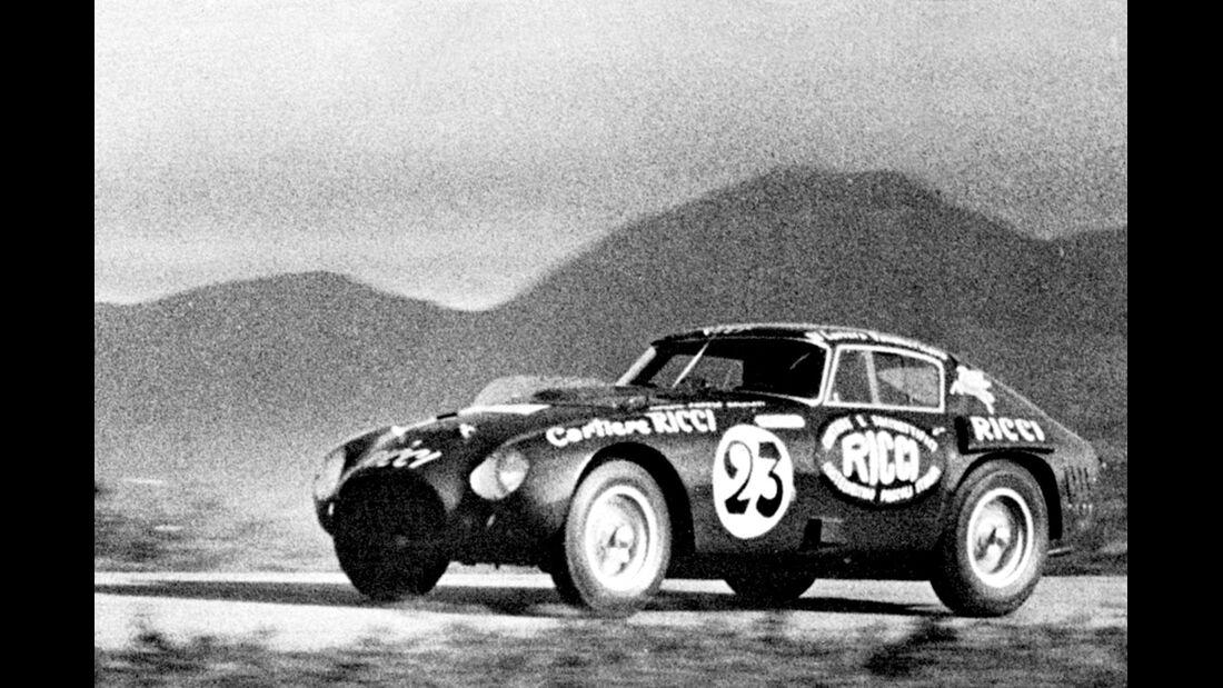 Ferrari 340/376 MM, historisches Rennen