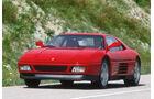 Ferrari 348 TB, Frontansicht