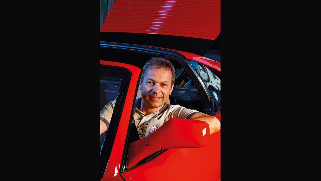 Ferrari 348 TB, Roland Leirer
