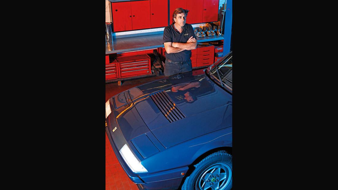 Ferrari 365 GT4 2+2, Markus Schröder